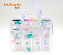 Babaria Aloe Vera Baby Skin Care Gift Bag 4 x 250ml